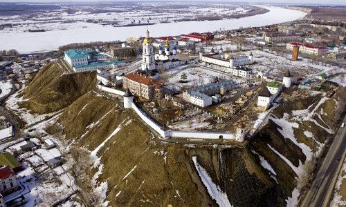 Тобольск — жемчужина Сибири 22-24 февраля