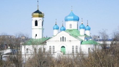 19 августа Троицк православный