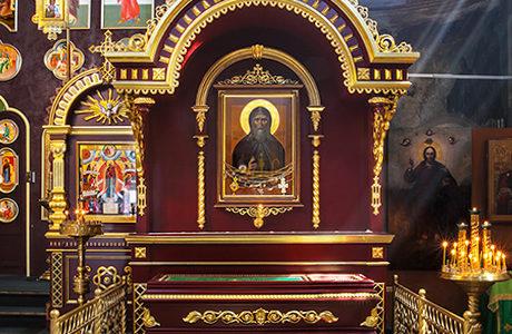 18 августа соборование в Далматово