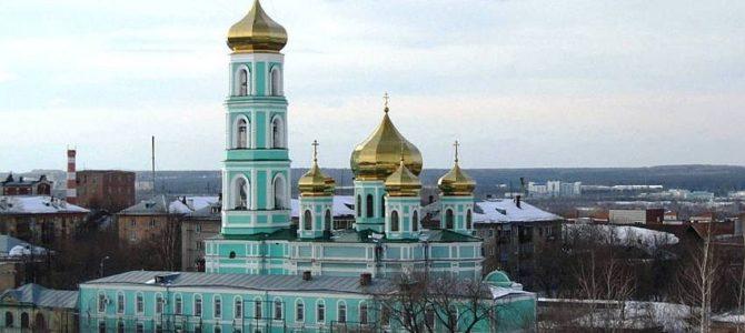 28-29 марта  «Пермь православная — Чусовой»: