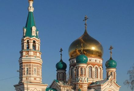 30 апреля-3 мая ОМСК православный