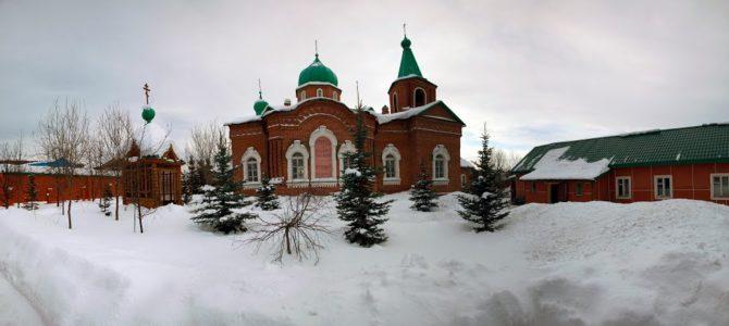 21-22 марта  Свято Троицкий мужской монастырь  ТАРАСКОВО